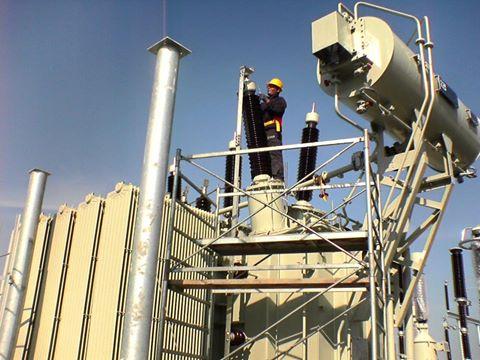 Trasformatori per centrale fotovoltaica