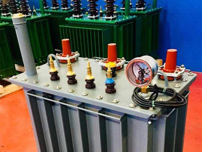 produzione trasformatori - 100 kVA trasformer ECODesign