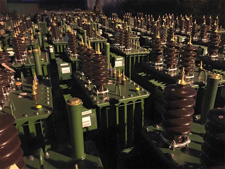 Produzione trasformatori - 300 ECODesign