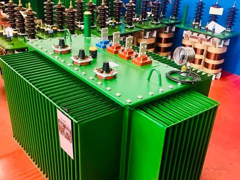 produzione trasformatori - 630 kVA elastimold bushing