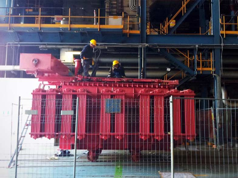 produzione - riparazione trasformatori elettrici